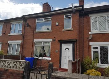 Thumbnail 3 bed town house to rent in Warrington Street, Fenton, Stoke-On-Trent