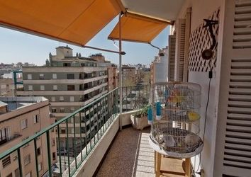 Thumbnail 4 bed apartment for sale in Palma De Mallorca, Balearic Islands, Spain