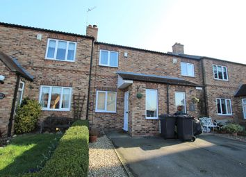 Thumbnail 2 bedroom terraced house to rent in Beech Park Close, Riccall, York