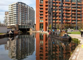 Thumbnail 3 bed flat for sale in Onyx Apartments, King's Cross, London
