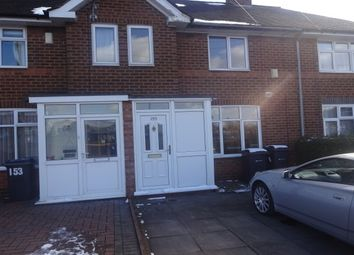 Thumbnail 2 bed property to rent in Shaftmoor Lane, Hall Green, Birmingham