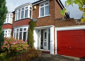 Thumbnail 3 bed semi-detached house for sale in Palm Grove, Stockton-On-Tees