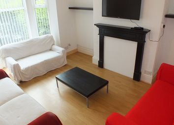 Thumbnail 6 bed terraced house to rent in Cardigan Road, Leeds, West Yorkshire