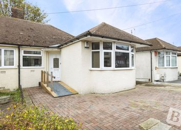 Thumbnail 3 bed semi-detached bungalow for sale in Colyer Road, Northfleet, Gravesend, Kent