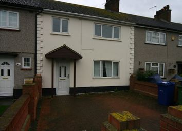Thumbnail 3 bed terraced house to rent in Tennyson Walk, Tilbury