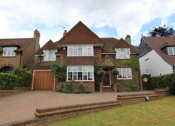 Thumbnail 4 bed detached house for sale in Buckles Way, Banstead