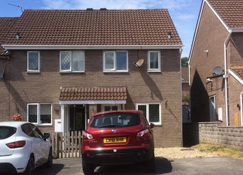 Thumbnail 2 bed end terrace house to rent in Heol Castell Coety, Litchard, Mid Glamorgan.