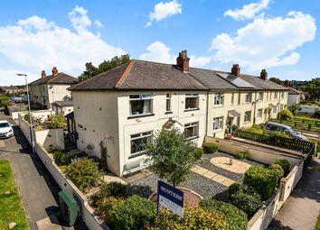 Thumbnail 4 bedroom end terrace house for sale in Westfield Avenue, Yeadon, Leeds