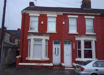 Thumbnail 2 bed terraced house to rent in Cranborne Road, Liverpool