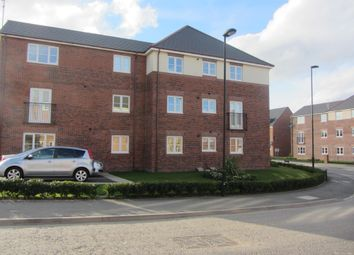 Thumbnail 2 bed flat to rent in Hastings Drive, Shiremoor