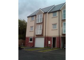 Thumbnail 2 bedroom town house for sale in Gwennallt Close, Alltwen, Pontardawe
