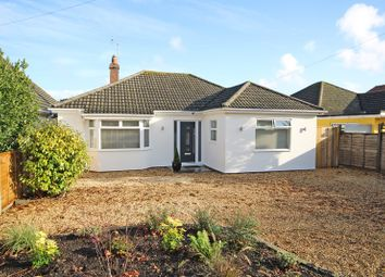 Thumbnail 3 bed bungalow for sale in Moorland Avenue, Barton On Sea, New Milton, Hampshire