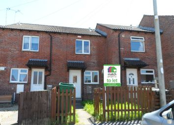 Thumbnail 2 bed terraced house to rent in Long Meadow Drive, Barnstaple, Devon