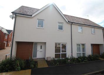 Thumbnail 2 bed semi-detached house for sale in Western Road, Bletchley, Milton Keynes, Buckinghamshire