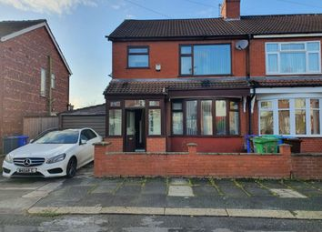 Thumbnail 4 bed semi-detached house for sale in Milford Drive, Heaton Chapel, Stockport