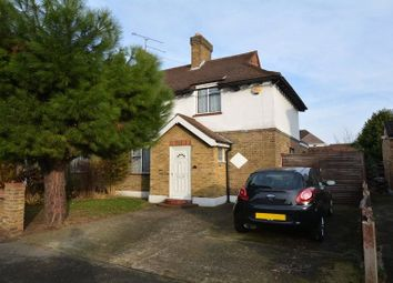 Thumbnail 2 bed end terrace house for sale in Peartree Avenue, Yiewsley, West Drayton