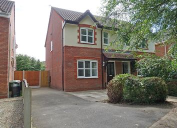 Thumbnail 3 bed semi-detached house to rent in Dover Close, Warton