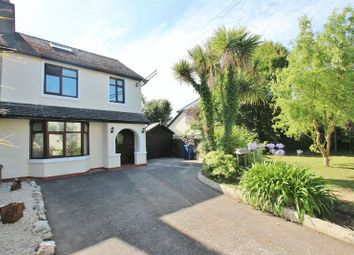 Thumbnail 4 bed semi-detached house for sale in Richmond Road, Ramsey, Isle Of Man