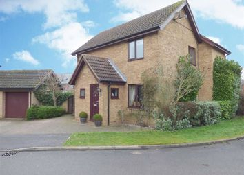 Thumbnail 4 bedroom detached house for sale in Atterbury Close, West Haddon, Northampton