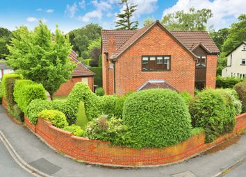 Thumbnail 4 bed detached house for sale in Woodlands Green, Harrogate