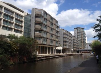 Thumbnail 3 bedroom flat to rent in Canal Street, Nottingham
