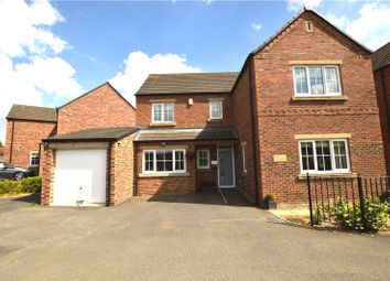 Thumbnail 4 bed detached house for sale in Maple Court, Woodlesford, Leeds, West Yorkshire