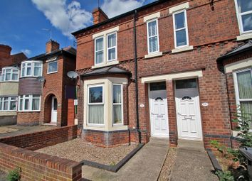 Thumbnail 1 bed flat for sale in Church Drive, Daybrook, Nottingham