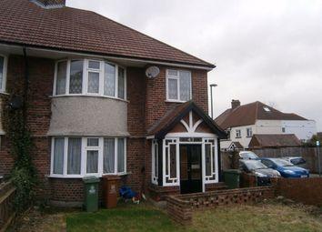 Thumbnail 2 bed maisonette to rent in Brampton Road, Bexleyheath, Kent