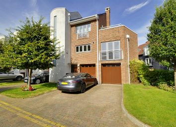 Thumbnail 4 bed town house for sale in Tallow Road, The Island, Brentford