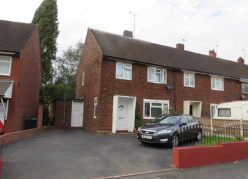 Thumbnail 3 bedroom semi-detached house for sale in Wolseley Road, West Bromwich