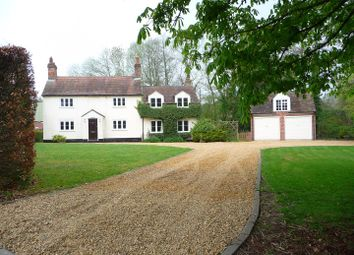 Thumbnail 4 bed detached house to rent in Mount Road, Highclere, Newbury