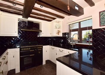Thumbnail 4 bed detached house for sale in Bysing Wood Road, Faversham, Kent