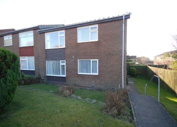 Thumbnail 2 bed flat for sale in Corsair, Whickham, Newcastle Upon Tyne