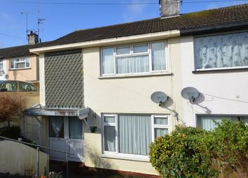 Thumbnail 2 bed semi-detached house for sale in Cornish Crescent, Truro