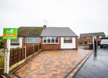 Thumbnail 3 bed semi-detached bungalow for sale in Ventnor Close, Haughton Green