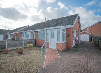 Thumbnail 2 bed semi-detached bungalow for sale in Broadcroft Chase, Tingley