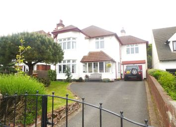 Thumbnail 5 bed detached house for sale in Forest Road, Meols, Wirral