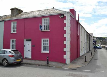 Thumbnail 3 bed end terrace house for sale in Tabernacle Street, Aberaeron, Ceredigion