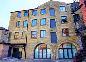 Thumbnail 2 bedroom flat for sale in Corn Mill Lane, Stalybridge