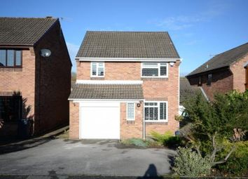 Thumbnail 3 bed link-detached house for sale in Brushfield Road, Chesterfield, Derbyshire