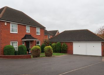 Thumbnail 4 bed detached house to rent in Meadowlark Close, Sutton-In-Ashfield