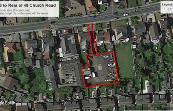 Thumbnail Light industrial to let in Land To The Rear Of 48, Church Road, Banks, Near Southport