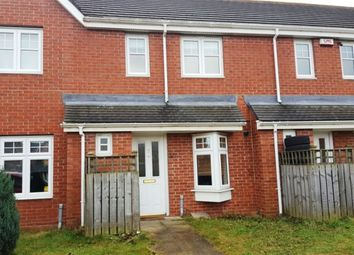 Thumbnail 2 bed terraced house to rent in Lyons Court, Gateshead