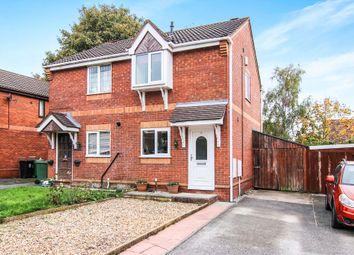 Thumbnail 2 bedroom semi-detached house for sale in Elmtree Grove, Prenton