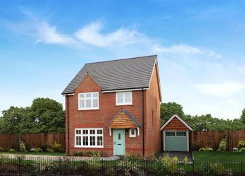Thumbnail 4 bed detached house for sale in Archers Park, Staplehurst Road, Sittingbourne, Kent
