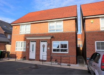 Thumbnail 2 bed semi-detached house for sale in Beardsall Mews, Nottingham