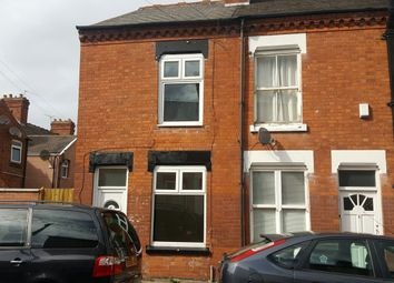 Thumbnail 3 bedroom terraced house to rent in Holland Road, Leicester