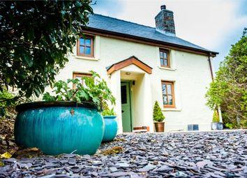 Thumbnail 2 bed detached house for sale in Cwmhiraeth, Drefach Velindre, Llandysul, Carmarthenshire