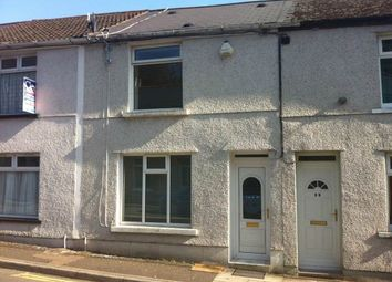 Thumbnail 3 bedroom terraced house to rent in Vaynor House, Pennant Street, Ebbw Vale