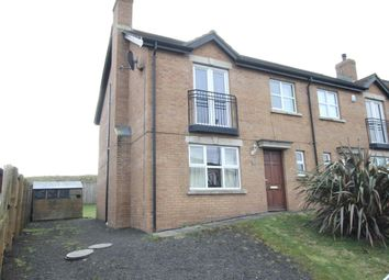 Thumbnail 3 bed semi-detached house for sale in Thornberry Hill, Ligoniel, Belfast